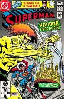 Superman Vol 1 371
