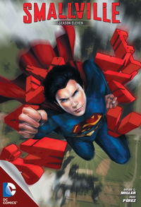 Smallville S11 I01 - Digital Cover