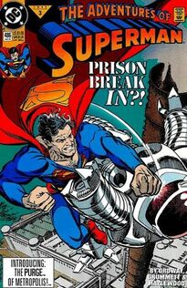 The Adventures of Superman 486