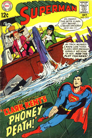 SupermanDeath-Superman210October1968