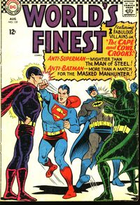 World's Finest Comics 159