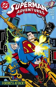 Superman Adventures 22