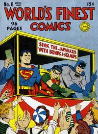 World's Finest Comics 008