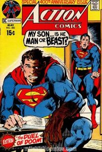 Action Comics Issue 400