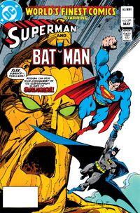 World's Finest Comics 291