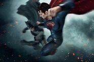 Dark Knight Man of Steel