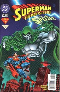 Superman Man of Steel 54