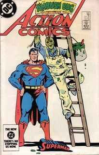 Action Comics Issue 560