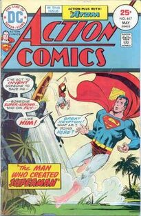 Action Comics Issue 447