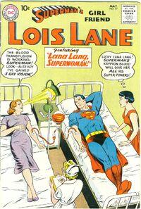 Supermans Girlfriend Lois Lane 017