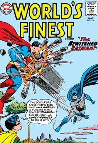 World's Finest Comics 109