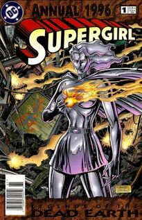 Supergirl 1996 Annual 1