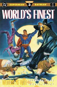 Superman Batman-Worlds Finest3 Worlds at War