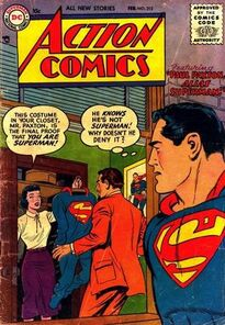 Action Comics Issue 213