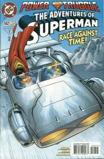 The Adventures of Superman 542
