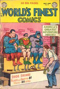 World's Finest Comics 070