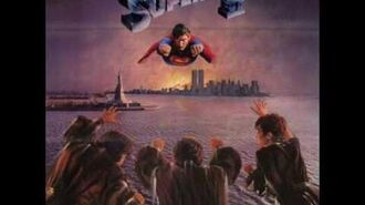 Superman II 1980 OST Happy Lois Back To Normal Superman Replaces Stars And Stripes End Title March