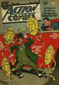 Action Comics Issue 109