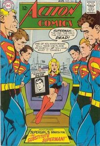 Action Comics Issue 366