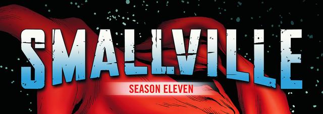 File:Smallville Season 11 logo.png