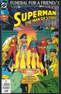 Superman Man of Steel 20