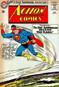 Action Comics Issue 314