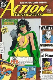 Action Comics Weekly 636