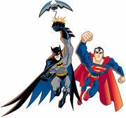 The Batman Season5-Superman