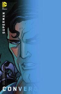 Convergence Superman Vol 1 1 Variant