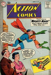 Action Comics Issue 260