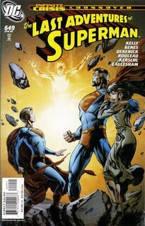 The Adventures of Superman 649