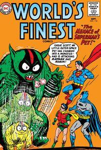 World's Finest Comics 112