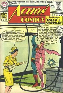 Action Comics Issue 290