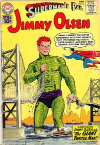 Supermans Pal Jimmy Olsen 053