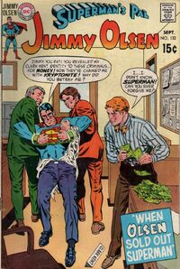 Supermans Pal Jimmy Olsen 132