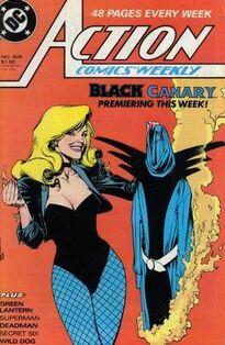 Action Comics Weekly 609