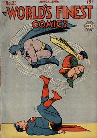 World's Finest Comics 033