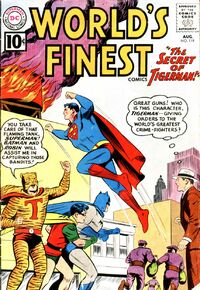 World's Finest Comics 119