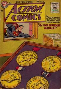 Action Comics Issue 207