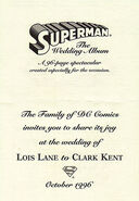 SupermanWeddingAlbumInvite