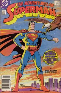 The Adventures of Superman 424