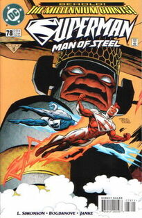 Superman Man of Steel 78