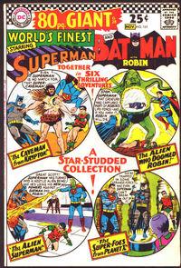 World's Finest Comics 161