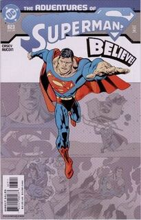 The Adventures of Superman 623