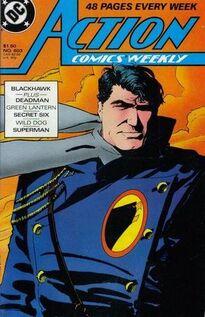 Action Comics Weekly 603