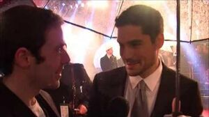 DJ Cotrona speaks to David Pustansky