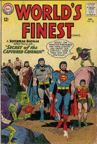 World's Finest Comics 138