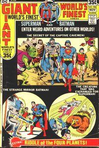 World's Finest Comics 206
