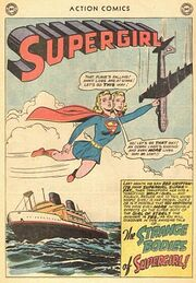 Strange Bodies of Supergirl