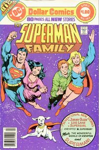 Superman Family 182